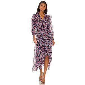 MISA Los Angeles X REVOLVE Katja Dress in Ditsy